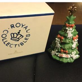 Royal Copenhagen juletræ original æske . Nyt og ubrugt -samler objekt  2010 JULETRÆ  se billederne  Sender +Porto #30daysselout