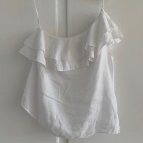 Sælger denne fine off-shoulder sommertop fra Isabel Marant. Er kun brugt få gange. Passes af small/medium