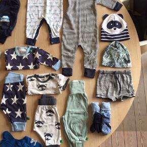 Tøjpakke fra primært Freds World  Badebukser fra enfant Strømper fra H&M