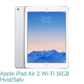 iPad Air 2, 16 gb.