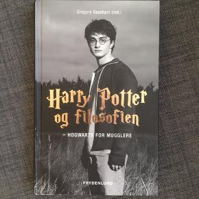 """Sælger """"Harry Potter og filosofien"""" bogen. Np: 250,-"""