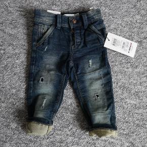 Name it jeans str 80. Har aldrig været brugt og stadig med prismærke. 160,- INKL porto 🌸