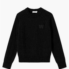 Sort Asta Sweater Str: Small  Byd