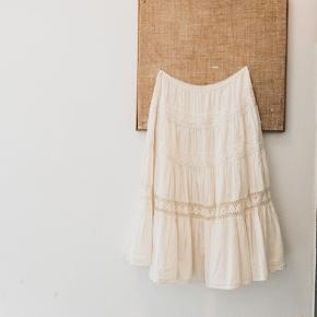Vintage nederdel. Str er s/M men lidt stor