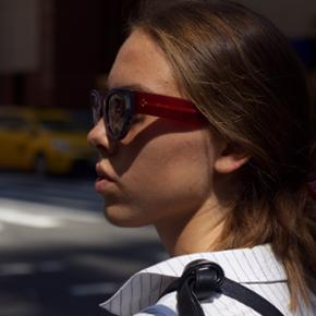 Special edition Céline solbriller. Nypris 3400kr. Kvittering mangler.