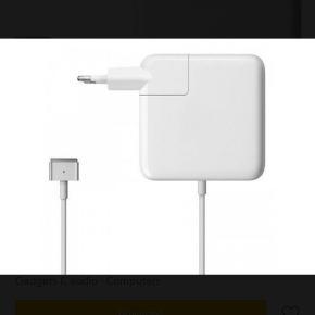 MacBook Air oplader. Fejler ingenting