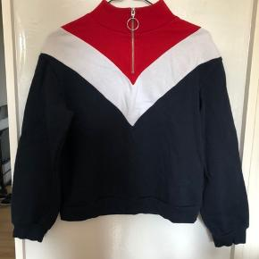 Sweatshirt fra h&m, næsten ubrugt