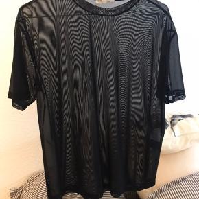 Fin t-shirt i mesh
