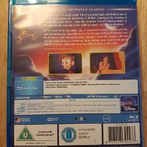 Aladdin på engelsk   Ny, men pakket ud   Disney