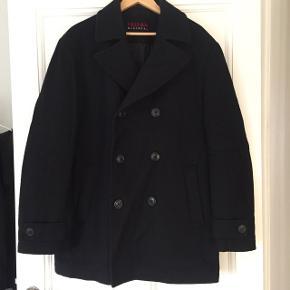 HUZAR jakke for mændNæsten som ny, brugt enkelte gange over kort periode.  Str 52  Afhentning i Valby Ønsker ikke at bytte