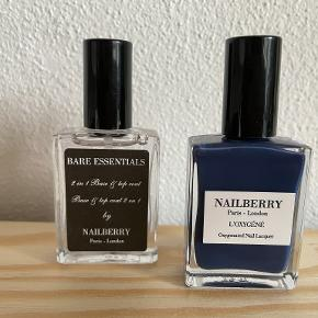 Nailberry makeup
