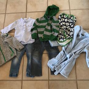 Tøjpakke str 98