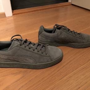 Lækre sneakers fra Puma  Se også mine andre +100 annoncer! Dixie, Selected femme, Modstrøm, Neo noir, Second female, Ecco, Vagabond, Eastpak