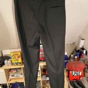 Burton jakkesætsbukser str 54 Cs 34 længde