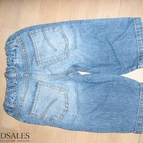 Varetype: Cowboybukser Farve: Cowboy  Blød cowboybuks med født slidtage.