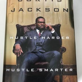 Den helt nye 50 cent bog. Bogen er aldrig blevet læst i, jeg har fået den som gave.
