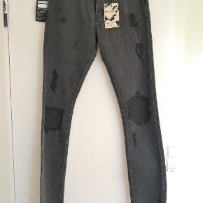 "Misbhv jeans. ""Object of Desire"" SS17 Warszawa. Størrelse 30."