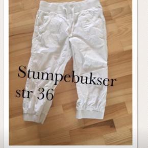 Stumpebukser 35 kr pr styk pp med dao🌺
