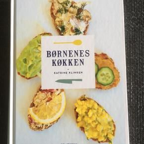 Børnenes køkken af Katrine Klinken Hardback