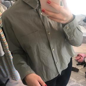 Super flot skjorte fra isabel marant, brugt få gange ☀️