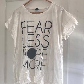 """""""Fear Less Hope More"""""""