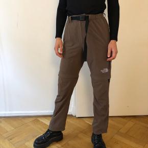 The North Face bukser - kan lynes af til shorts