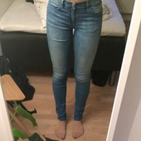 Diesel Skinny jeans Nypris 1100kr. W28 L34 Sælges da de er for store