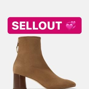 ❗️SELLOUT ❗️Final price ❗️Closing shop in June 2020  Zara stretch heeled ankle boots with ring detail 👢👡  Never used STILL WITH TAG! ♥️