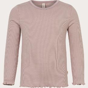 Amarillo langærmet t-shirt/bluse i sart lilla