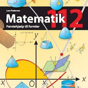 Matematik 112  3. udgave  Ny pris: 95,- Din pris: 40,-  Har andre bøger til salg, som bruges på læreruddannelsen KLM og dansk.   Køber betaler porto (40,- DAO) eller kan medbringes til Hobro eller Aars.