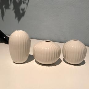 Minivaser fra Kähler i pæn stand 6700/Rørkjær