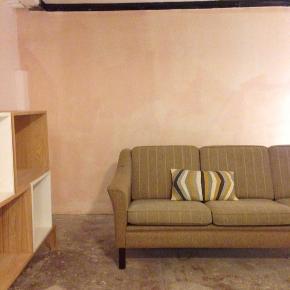 Uld 60'er sofa