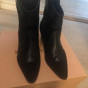 Nye støvler prisen er fast