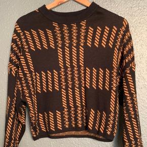 Gina tricot sweater/strik Str. XS *prisen er eksklusiv fragt, køber betaler fragt* (Brugt 2-3 gange)