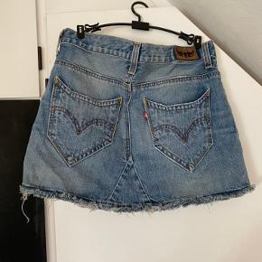Har aldrig brugt nederdelen, den er dog købt i genbrug, stadig meget god stand:)