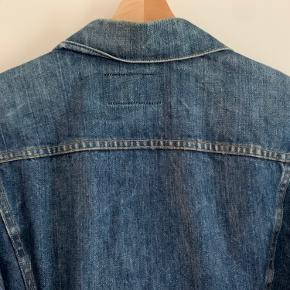 Vintage made in USA Levi's denim jacket.