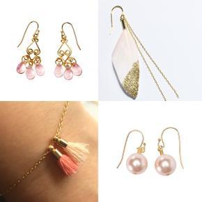 Smukke feminine smykker 🌸💋 Spørg om pris 🥰