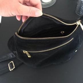Lækker taske, brugt en kort periode. Tasken er i lækkert blødt skind