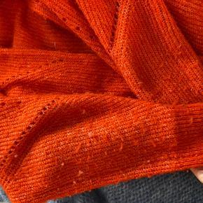 Frisk cardigan til vinteren. 30% uld 💕