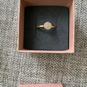 Joanli Nor ring, str. 58 - næsten ikke brugt, da jeg går med sølv