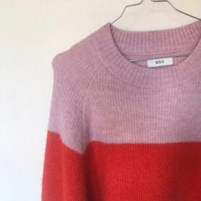 Dejlig varm og stor sweater fra Envii