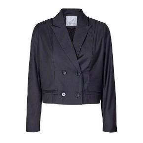 CO`COUTURE BLAZER - BIOT CROPPED DARK GREY #GøhlerSellout