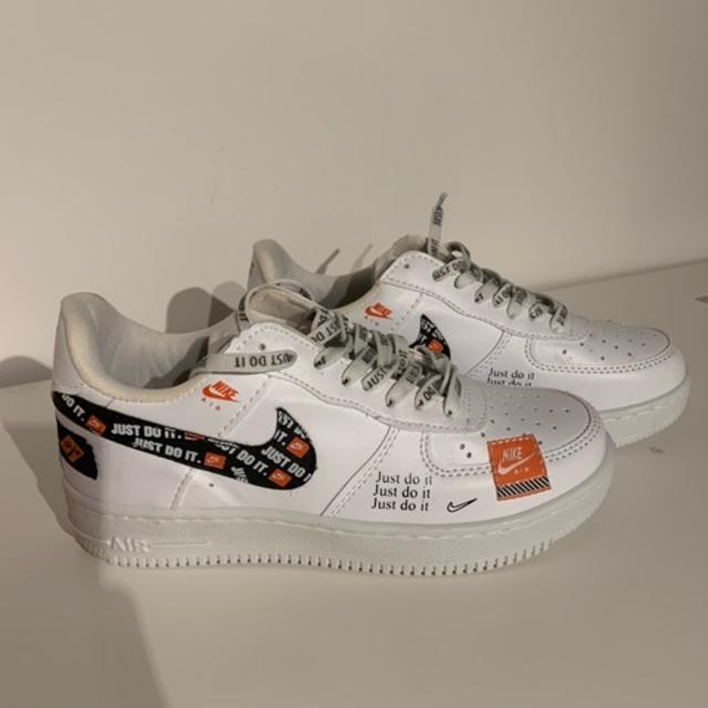 nike air force 1 premium just do it