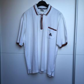 Fed vintage Adidas polo Str xl Fejler intet