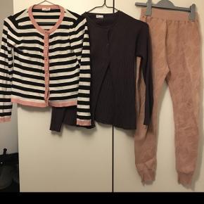 Lækkert pomp de Lux tøj i str 146 sælges stykvis eller samlet.100kr pr del eller samlet til 200kr