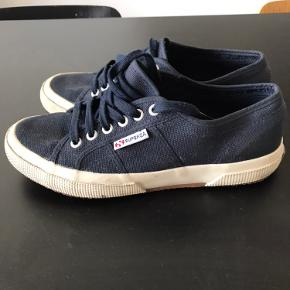 Superga sko, brugt 2-3 gange