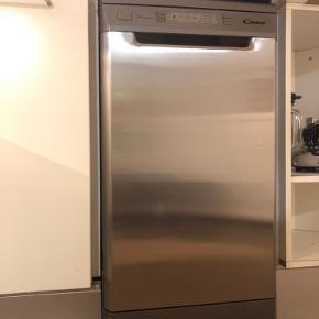 Smal Opvaskemaskine fra Candy 45cm. Fejler intet - sælges grundet nyt køkken.