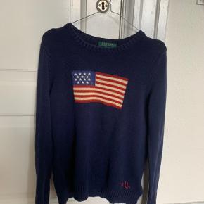 Blød og lækker sweatshirt fra Ralph Lauren💫  Brugt meget få gange - i rigtig god stand🤗   BYD gerne