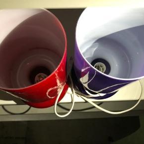 Sælger disse to bordelamper. BYD