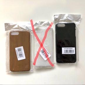 iPhone 7 Plus / iPhone 8 Plus covers 1 stk. - 15 kr. 2 stk. - 20 kr
